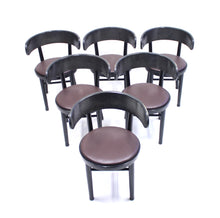Load image into Gallery viewer, Chairs by Werner West for Wilhelm Schauman Ltd, circa 1940s, Set of 6