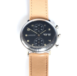 Junghans 'Max Bill' Chronoscope, 40mm, Chronograph, 2018