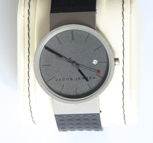 Jacob Jensen / Max René quartz watch, 36mm, 1990s