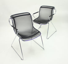 Load image into Gallery viewer, Penelope chair by Charles Pollock for Castelli, set of 2