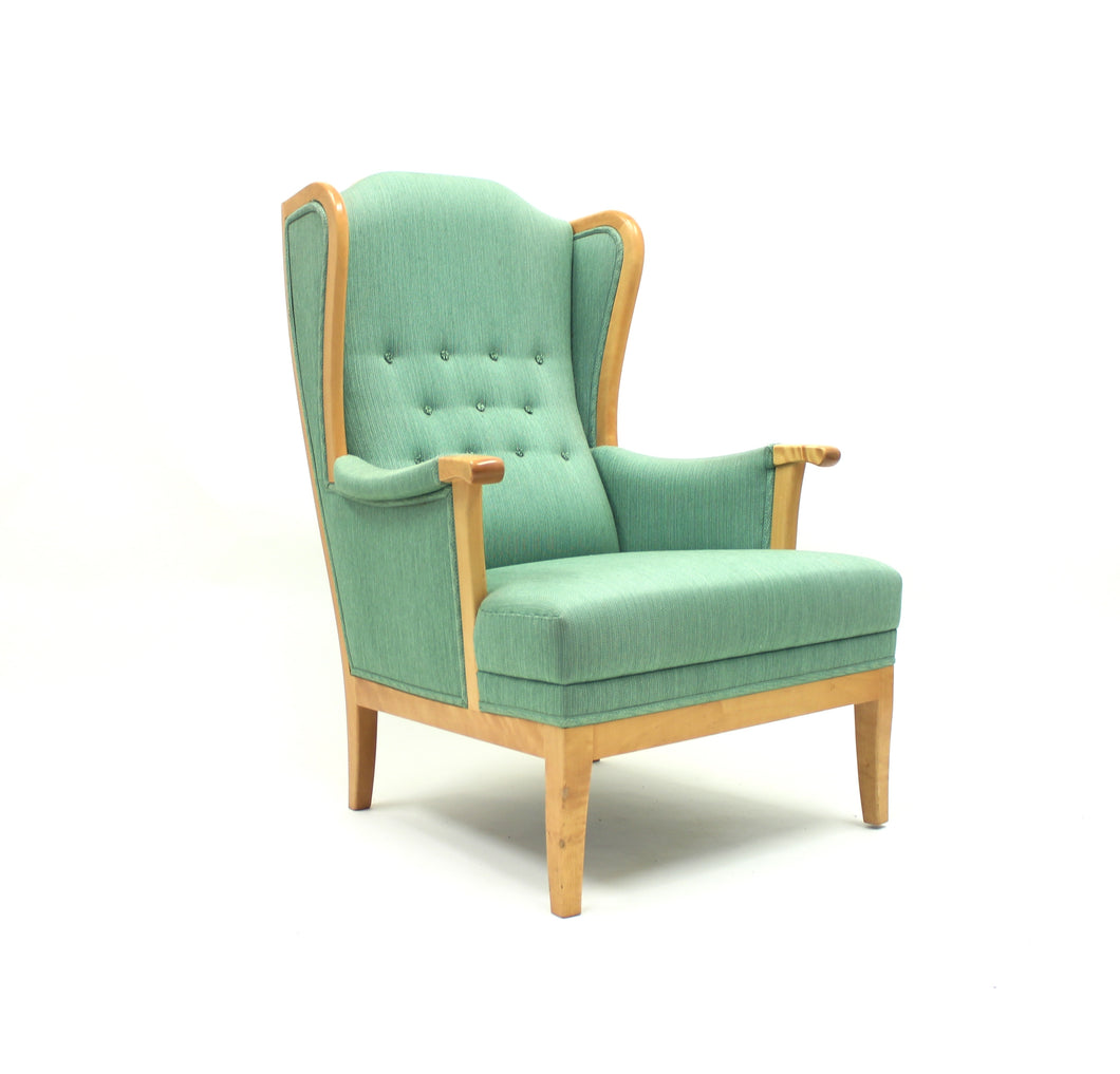 Husfadern lounge chair by Carl Malmsten for O.H. Sjögren