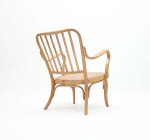 Model A 752 Bentwood Chair by Josef Frank for Thonet, 1930s