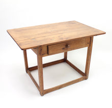 Load image into Gallery viewer, Rustic mid 19th century antique Swedish pine table