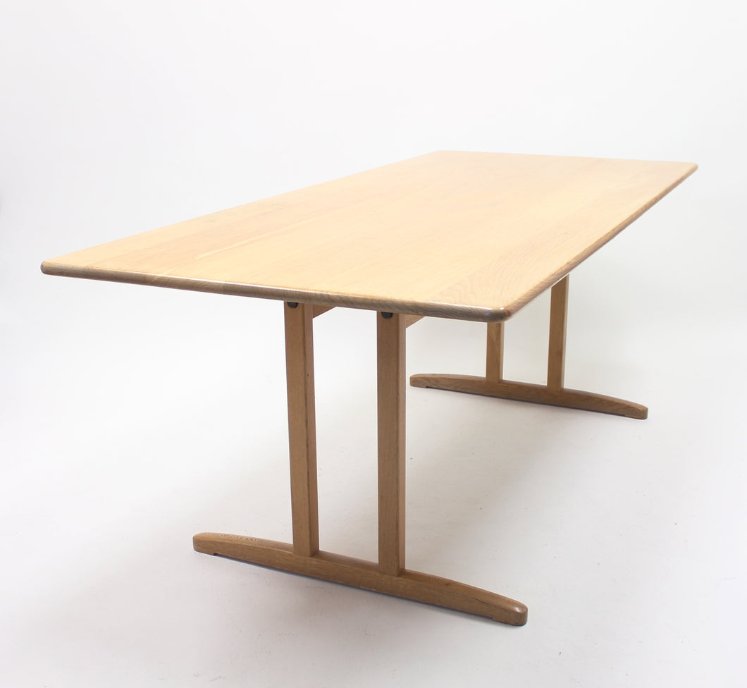 Øresund 195 Oak Dining Table by Børge Mogensen for Karl Andersson & Söner