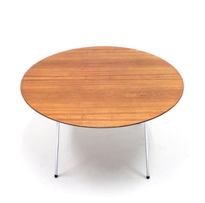 Dining table model 3600 by Arne Jacobsen for Fritz Hansen, 1960s
