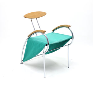 Notorious chair by Massimo Iosa Ghini for Moroso, 1988