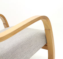 Load image into Gallery viewer, A very special model 36/401 easy chair by Alvar Aalto for Artek, Hedemora, ca 1950
