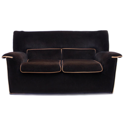 Lauriana sofa by Afra & Tobia Scarpa for B&B Italia, 1978