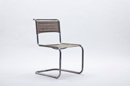 B33 Cantilevered Chair by Marcel Breuer for Thonet, 1930s