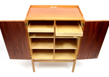 Load image into Gallery viewer, Mid-Century Swedish Cabinet by Axel Larsson for Bodafors, 1950s