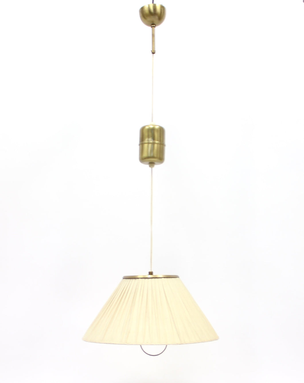 Rare model 1844 ceiling lamp by Josef Frank for Svenskt Tenn, 1950s