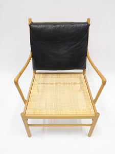 Colonial chair by Ole Wanscher for Carl Hansen & Son