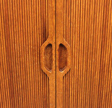 Load image into Gallery viewer, Swedish Teak Jalousie Cabinet by Carl-Axel Acking for Bodafors, 1950s