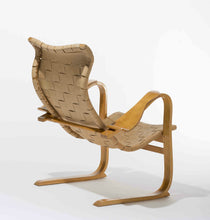 Load image into Gallery viewer, Swedish Patronen Birch Easy Chair by G.A. Berg, 1940s