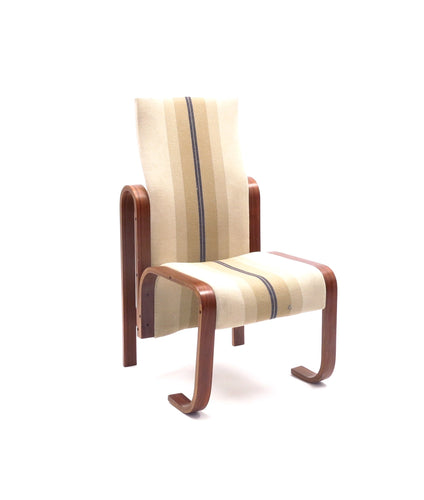 Bentwood High Back Chair by Jan Bočan, 1972