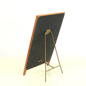 Super rare table Mirror by Hans-Agne Jakobsson, 1960s