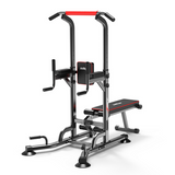 S3 Power Workout Station - with Workout Bench