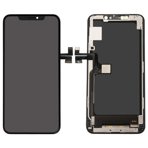 IPHONE 11 PRO MAX Premium Quality Soft OLED Screen and Digitizer Assembly