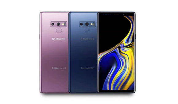 Phones:Samsung Note 9 AT&T Unlocked