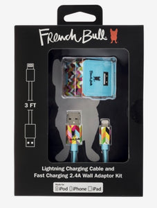 Accessories: French Bull MFI Charger and Cable Set