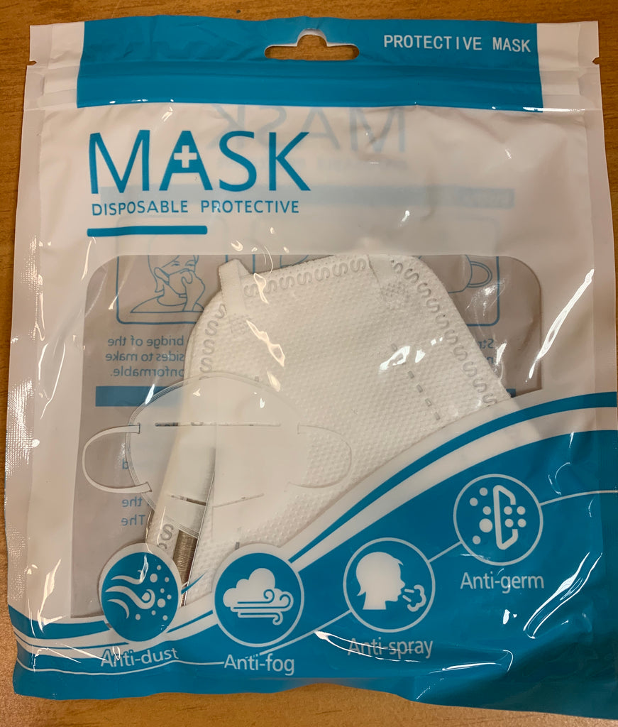 KIDS KN95 EARLOOP FACE MASK (NON-MEDICAL)