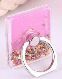 Accessories:Glitter Phone Ring Stand