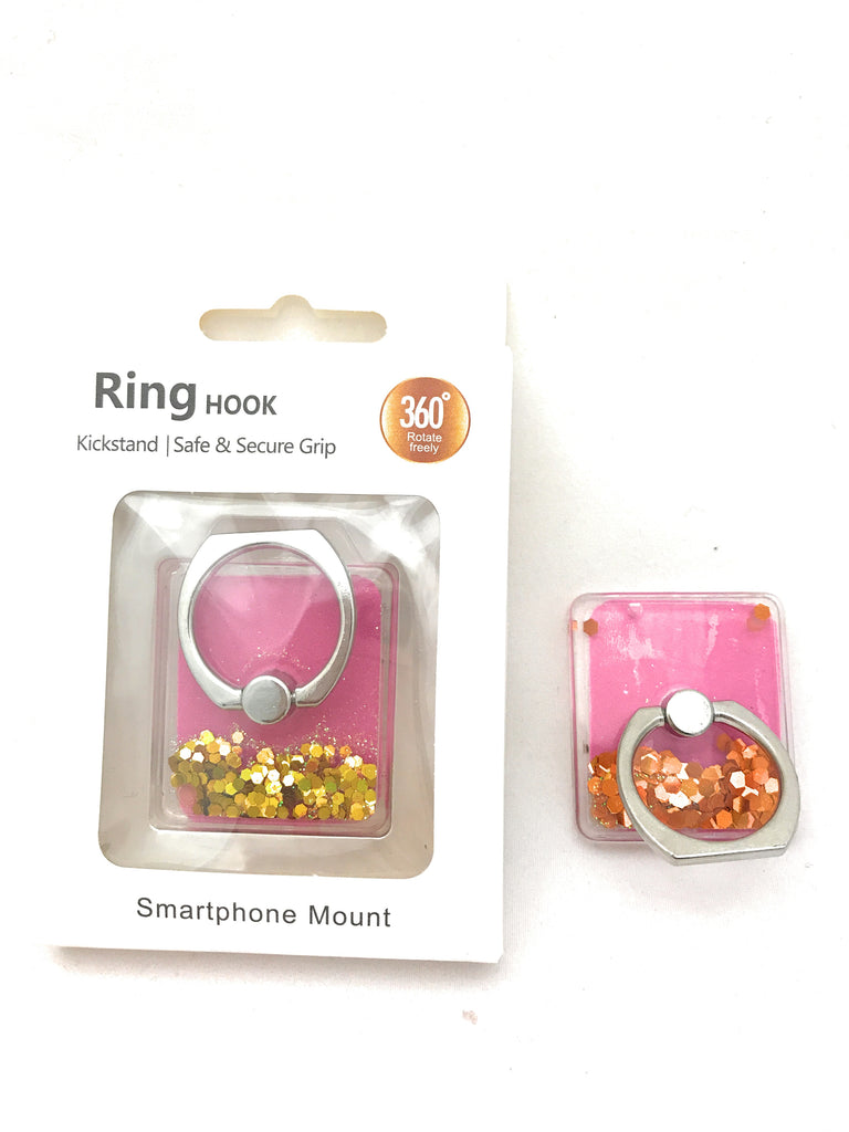 Glitter Phone Ring Stand