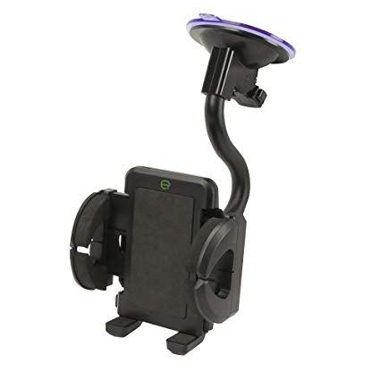 E2 Series Car Mount with Window and Vent Mounts