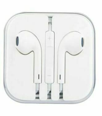 Generic White Earbuds 3.5mm