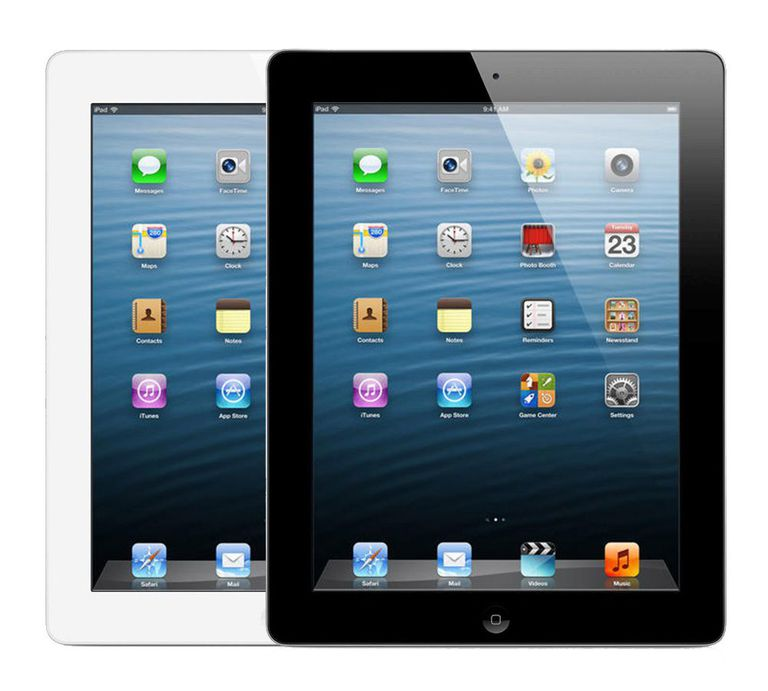 Apple iPad 4 Cellular + Wifi