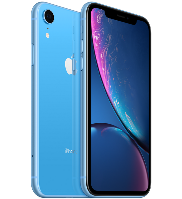 Phones:iPhone XR
