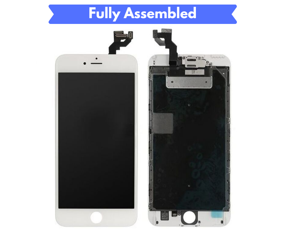 PHONE 6S PLUS SCREEN Fully Assembled with Front Camera and Proximity Sensor