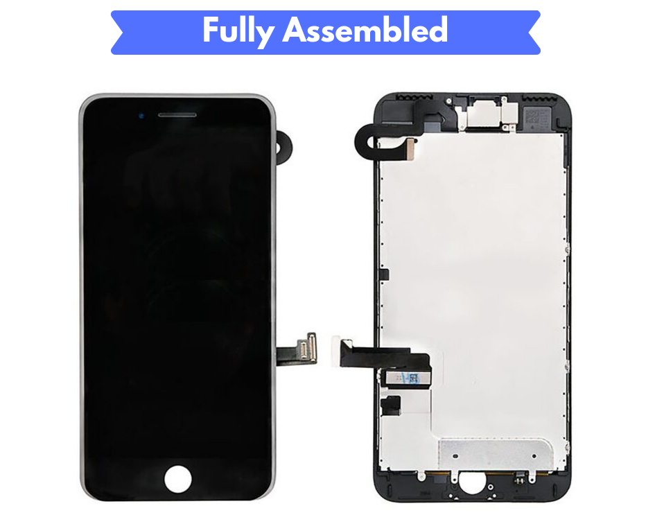 IPHONE 7 Plus SCREEN Fully Assembled with Front Camera and Proximity Sensor