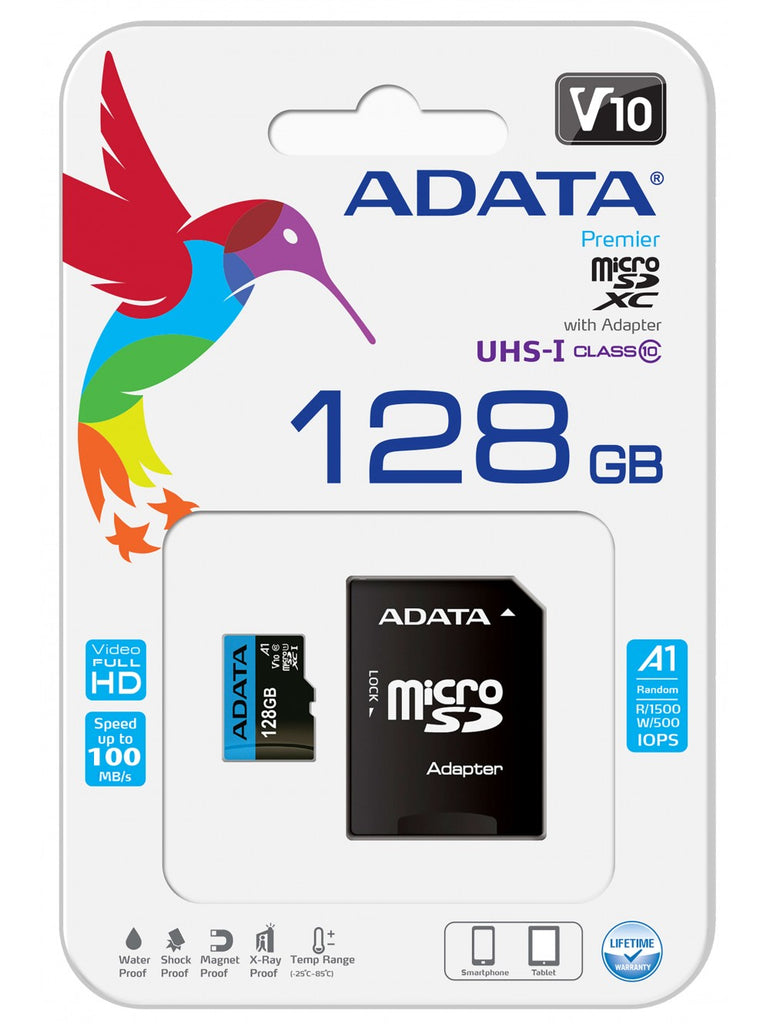 Adata 128GB SD Data Card