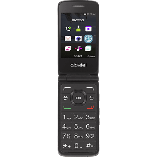 Alcatel MY FLIP 1 PAGE PLUS/SELECTEL