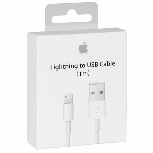 APPLE LIGHTNING CABLE 1M OEM