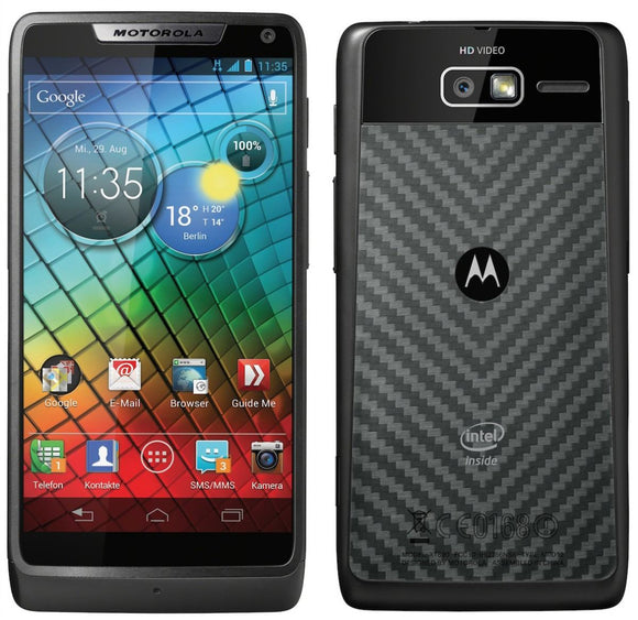 Phones:MOT XT907 RAZR M FRB