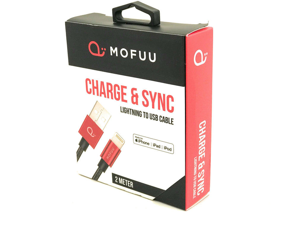 MOFUU 2 Meter MFI Certified Cable