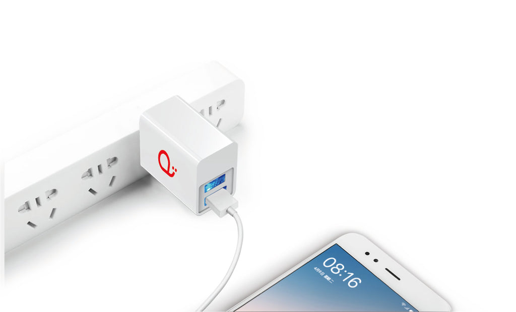 MOFUU 2 Port Wall Charger