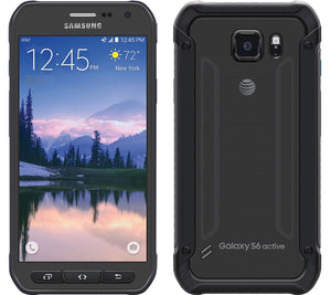 Phones:SAM G890A S6 Active UNLKD