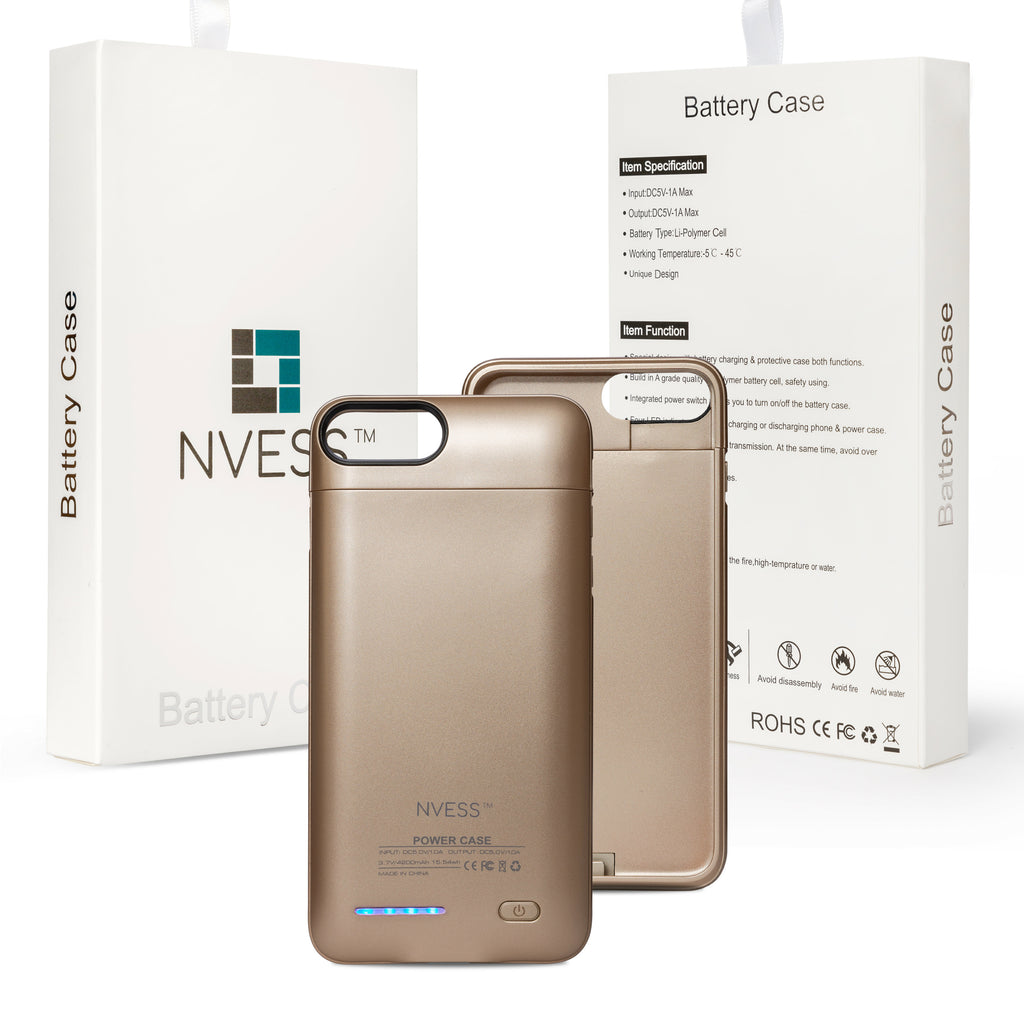 NVESS 5.5 Magnetic Battery Case