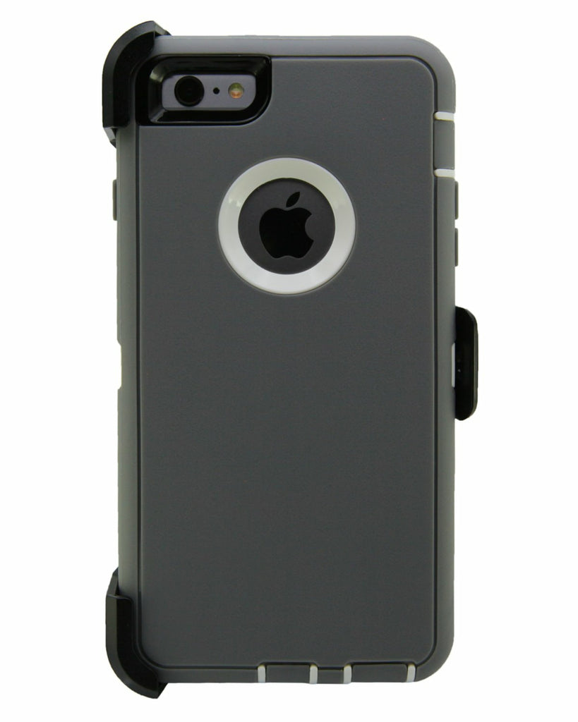 CASES: IPHONE 6P/6SP RUGGED CASES WITH BELT CLIP