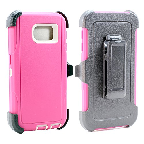CASES: SAMSUNG S6 EDGE PLUS RUGGED CASE WITH BELT CLIP