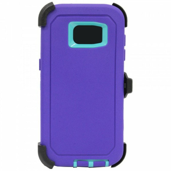 CASES: S7 EDGE RUGGED CASE WITH BELT CLIP