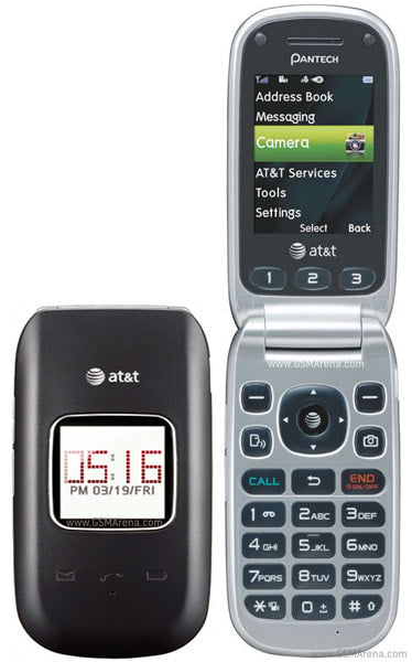Pantech Breeze 3 AT&T Unlocked B-Stock