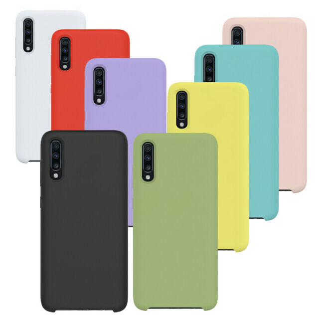 SILICONE SOFT CASE (A20/30 M20)