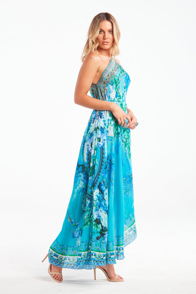 THOSE BLUE EYES 3 WAY DRESS