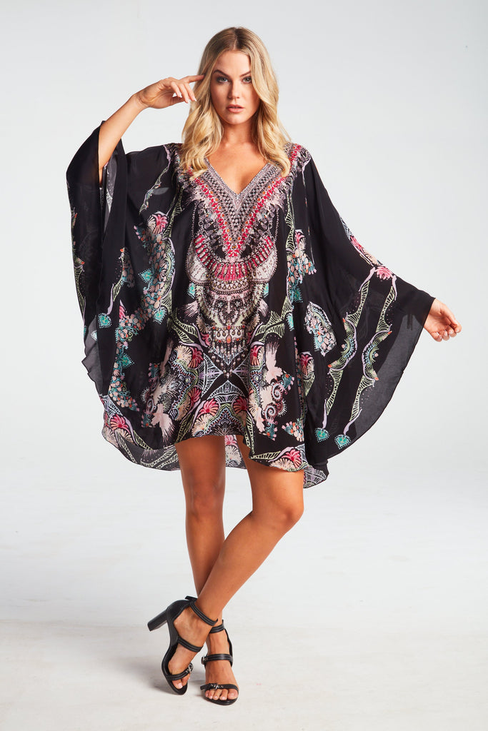 ANASTASIA KAFTAN DRESS