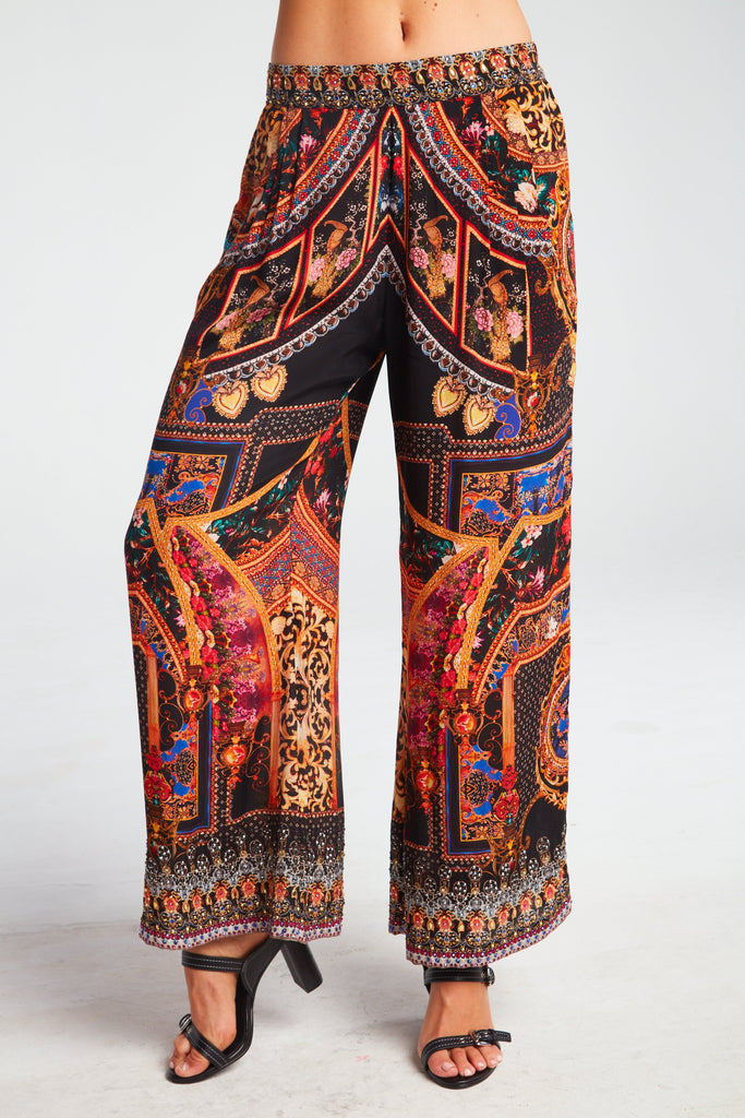 EMPOWER YOURSELF PALAZZO PANTS