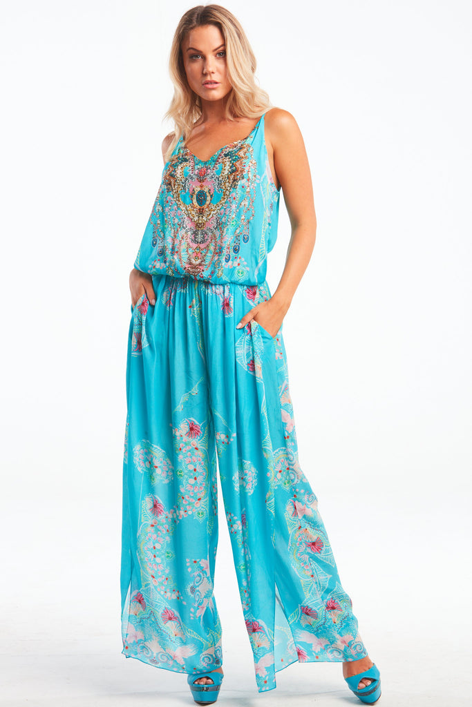 FEEL THE SKY JUMPSUIT